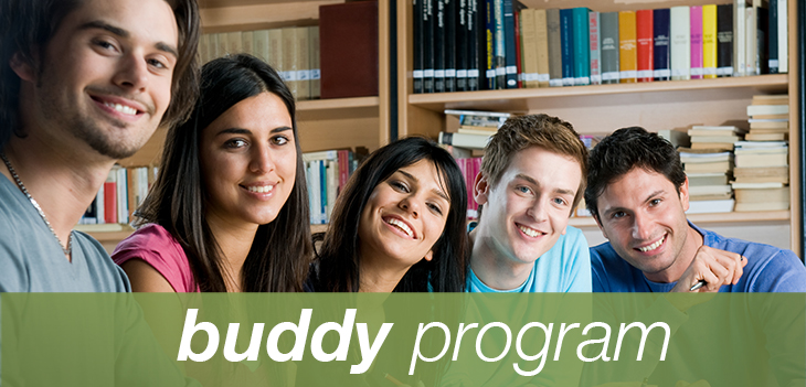 Apúnyate al Buddy Program, consigue experiencias únicas