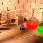 Escape room en laboratorio: Atrapa el virus