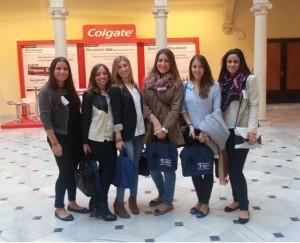 Los alumnos de odontología de la UCV asisten al SESPO 2014