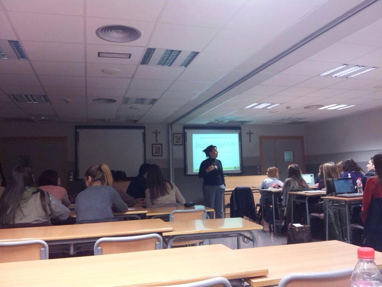 Conferencia de Dña. Susana Aguilar Domingo