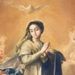 Novena de la Inmaculada en la Universidad