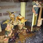 Celebrando la Navidad en la sede de San Carlos
