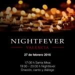 """Nueva edición de """"Nightfever"""" en la iglesia de San Lorenzo de Valencia"""