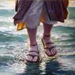 Domingo 9 de Agosto:Mándame ir hacia ti andando sobre el agua