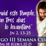 Reflexión del Domingo, 7 de marzo