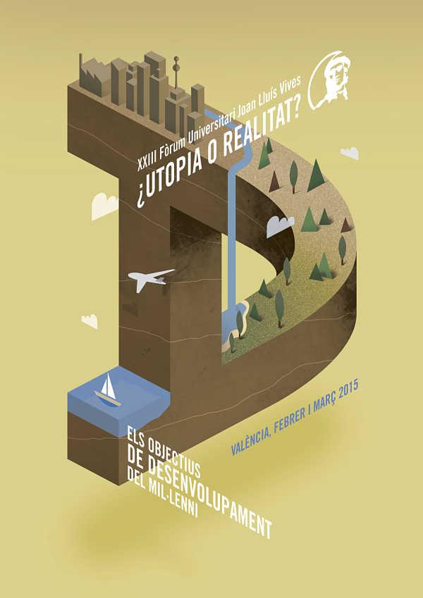 Imagen del cartel la conferencias del Foro Juan Luis Vives