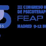 III Congreso Nacional de Psicoterapia FEAP, Madrid 2017.