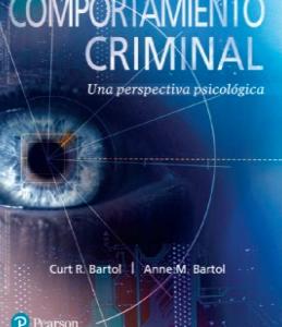 comportamiento criminal