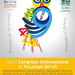 XXVI Congreso de Psicología y Educación INFAD 12-15 Junio (Salamanca)