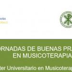 III Jornadas de Buenas Prácticas en Musicoterapia