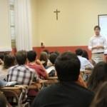 Jornadas  acogida de Psicología 2015-16