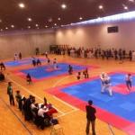La UCV organiza el CADU Taekwondo