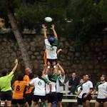Escuela de rugby UCV para Universitarios