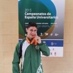 David Redón se lleva el bronce en el CEU Taekwondo