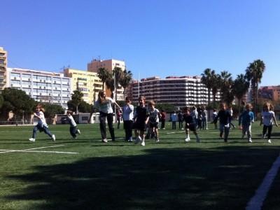 Semana deportiva UCV