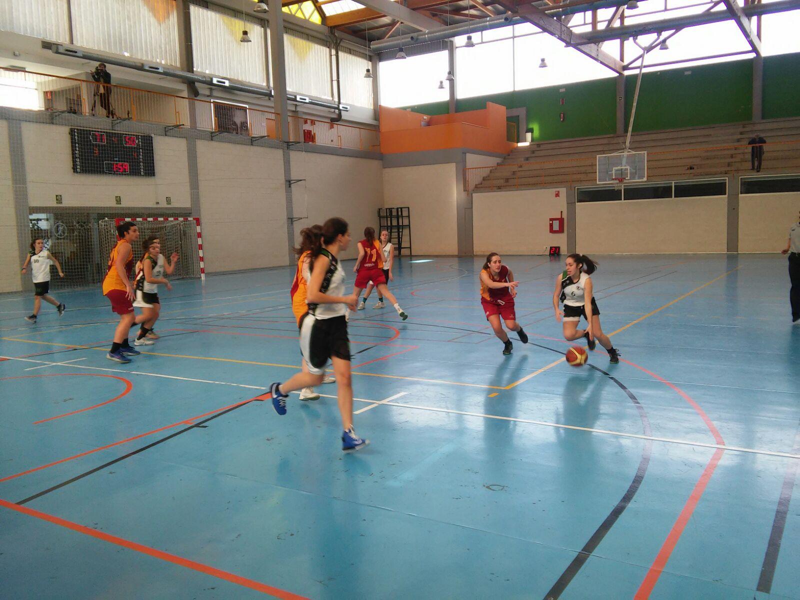 CADU Baloncesto UCV
