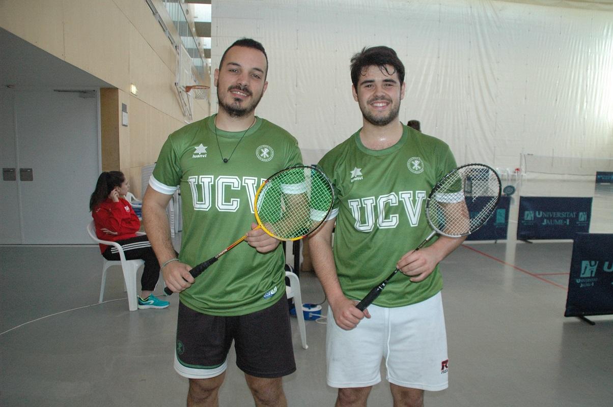 CADU Badminton