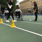 El SAFD colabora en un seminario de deporte inclusivo para alumnos del Grado de Terapia Ocupacional