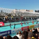 7 deportistas de la UCV terminan la Maratón de Valencia