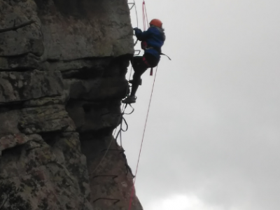 via ferrata ucv