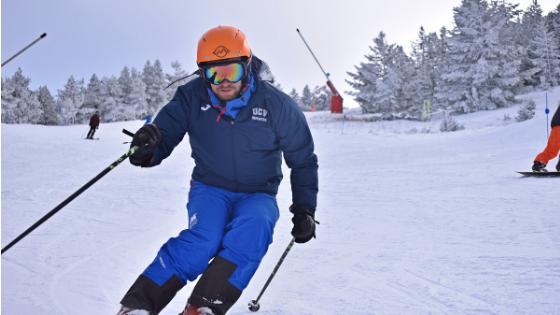 esquí ucv
