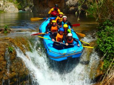 grupo de montaña y aventura ucv