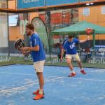 Éxito de participación en el Campeonato de España Universitario de Pádel