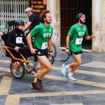La UCV participa en el II Campeonato de España de Joëlette