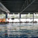 Octavo puesto en el Campeonato de España Universitario de Natación