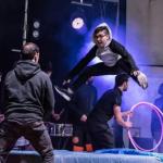 Finaliza el programa deportivo de circo social de la UCV