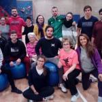 Alumnos de CAFD participan en el Programa Deportivo