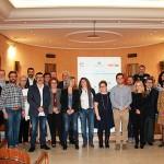 Profesores y alumnos de la UCV comprometidos con la cohesión social.