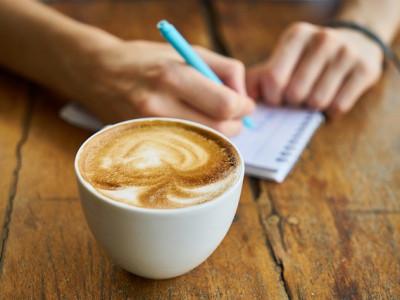café y exámenes