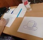 Dibujos de arte y memoria en la Jornada de Actualización con motivo del Día Internacional de la Terapia Ocupacional