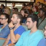 Asistentes en la Jornada de Actualización con motivo del Día Internacional de la Terapia Ocupacional