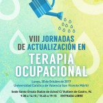 VIII Jornadas de Actualización en Terapia Ocupacional